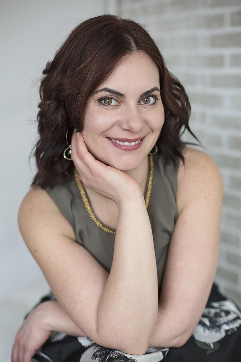 Photographe professionnel - Portrait femme à Montréal – Isa Photographie