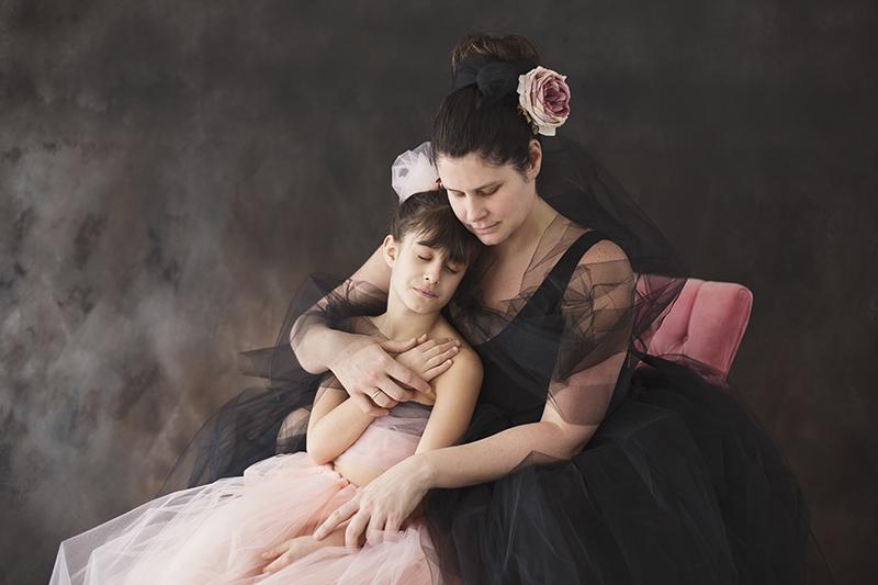 Photographe professionnel – Photo génération - Mère fille à Montréal – Isa Photographie