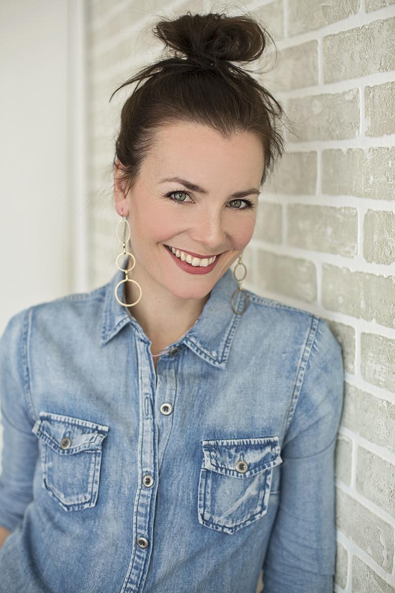 Photo Portrait d'affaire femme à Montréal – Isa Photographie