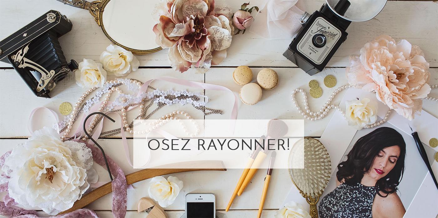 Osez rayonner - Isabelle L'Italien - Photographe professionnel à Montréal – Isa Photographie