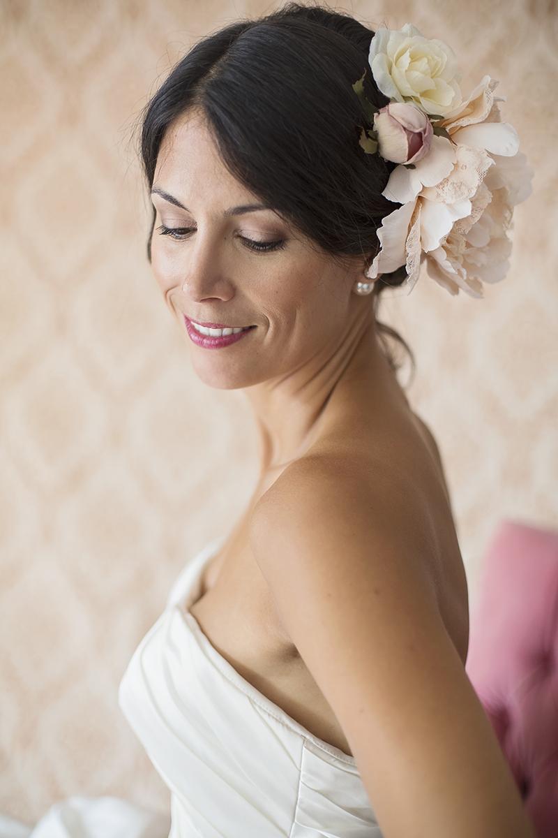 Photographe professionnel pour mariage - Portrait femme à Montréal – Isa Photographie